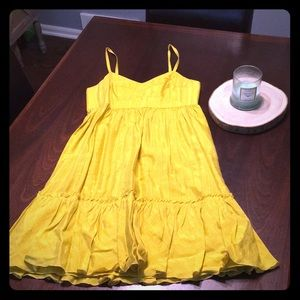 Fossil silky spaghetti strap dress
